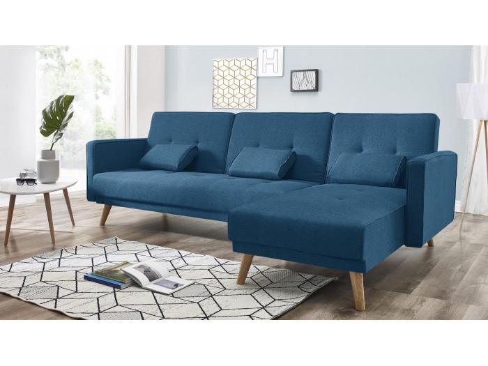 Corner sofa Reversible Convertible LISA