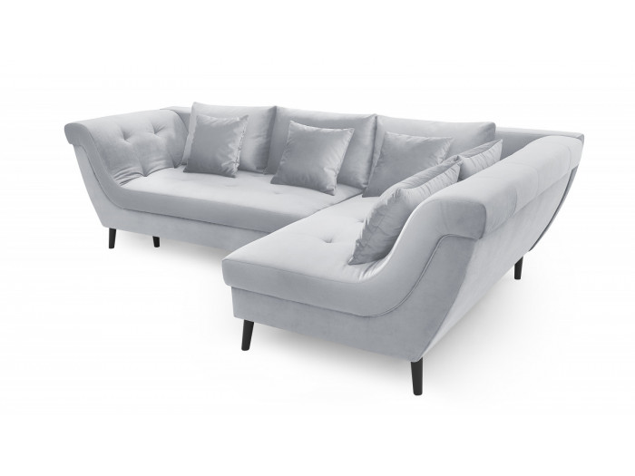 Corner sofa convertible REAL