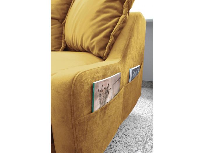 Corner sofa convertible trunk NEW ENGLAND