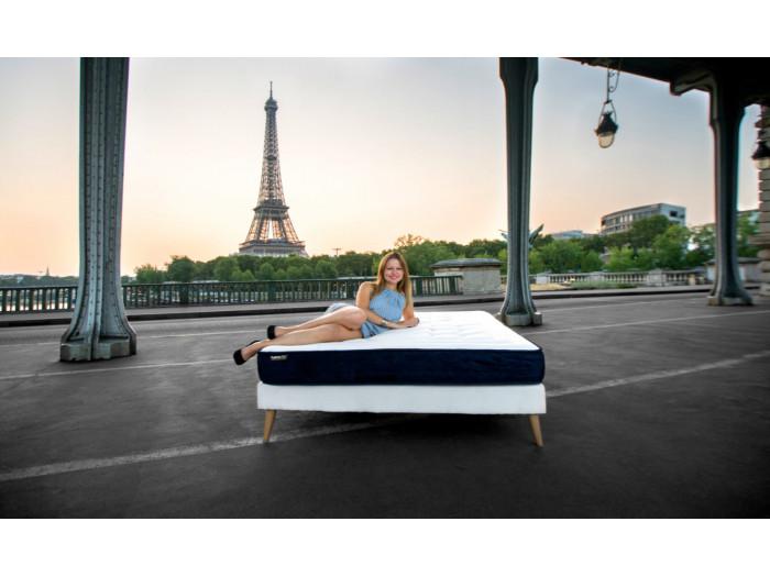 Set Mattress + Bed base Velvet