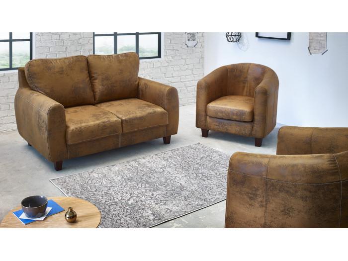 Alle 2-sitzer-Sofa FELICITA + sessel + sessel