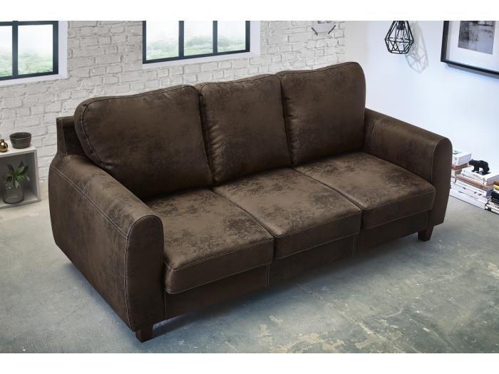 Conjunto de sofás FELICITA de 3 plazas + 2 plazas