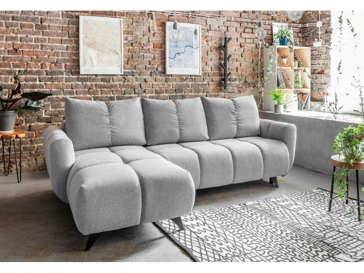 canap d 39 angle r versible convertible coffre joy bobochic. Black Bedroom Furniture Sets. Home Design Ideas