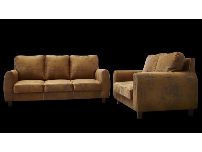 Ensemble Sofa 3 seats FELICITA + Sofa 2 seats