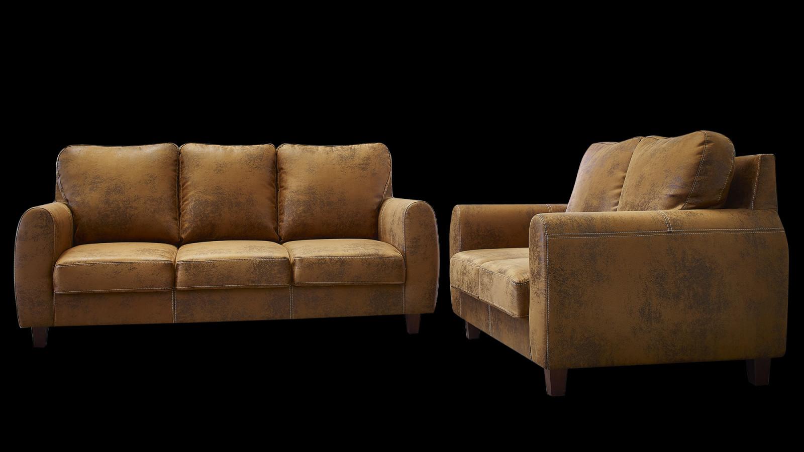 Sofa Set Felicita 3 Seater 2 Seater Sofa Bobochic