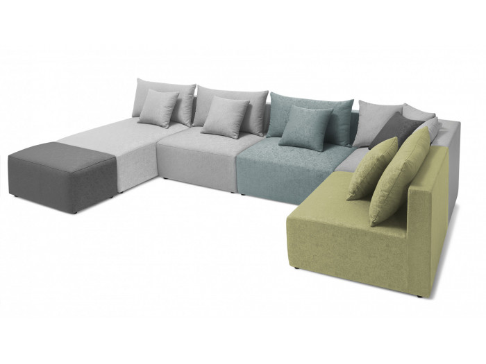 Sectional sofa METIS