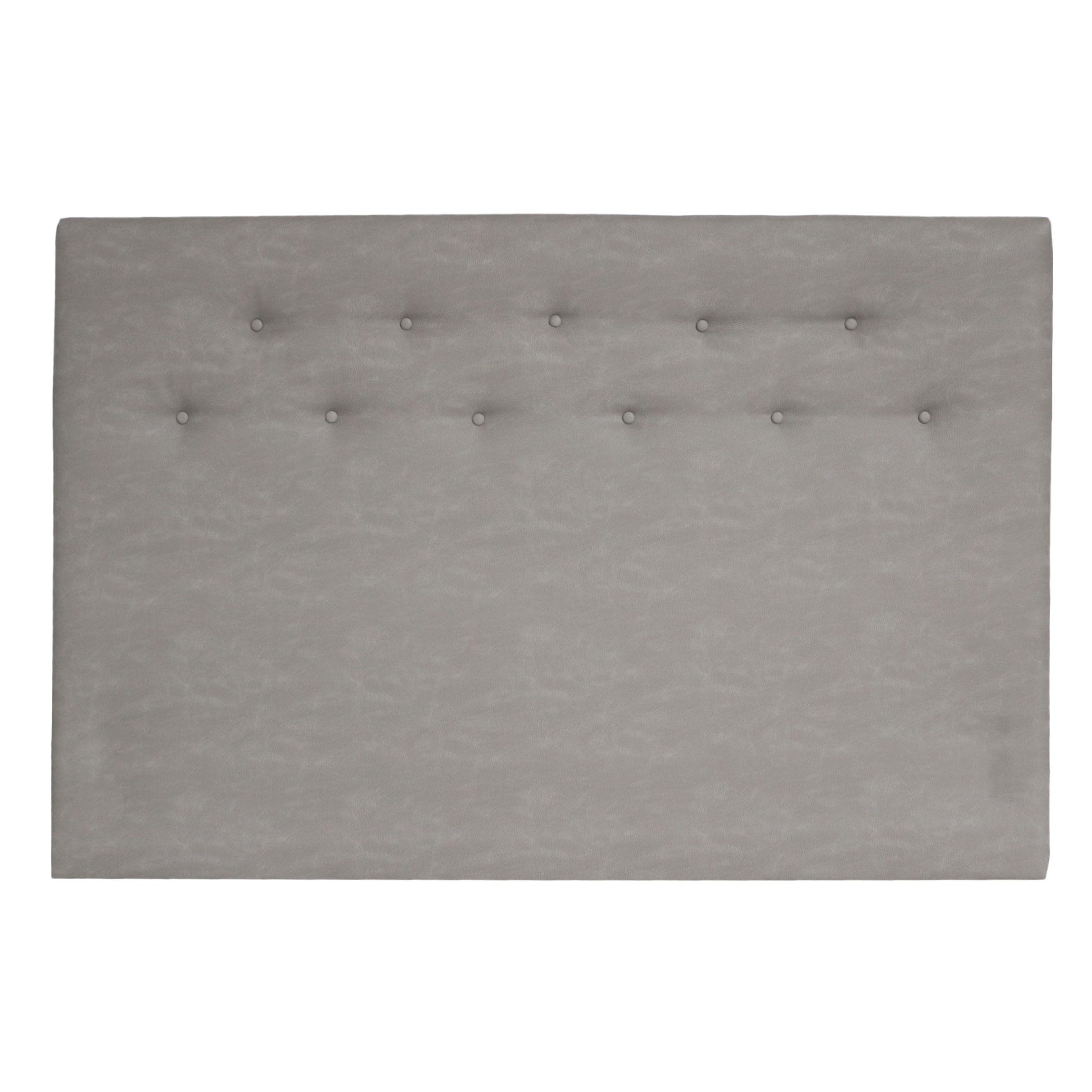 Tête de lit KERRY gris