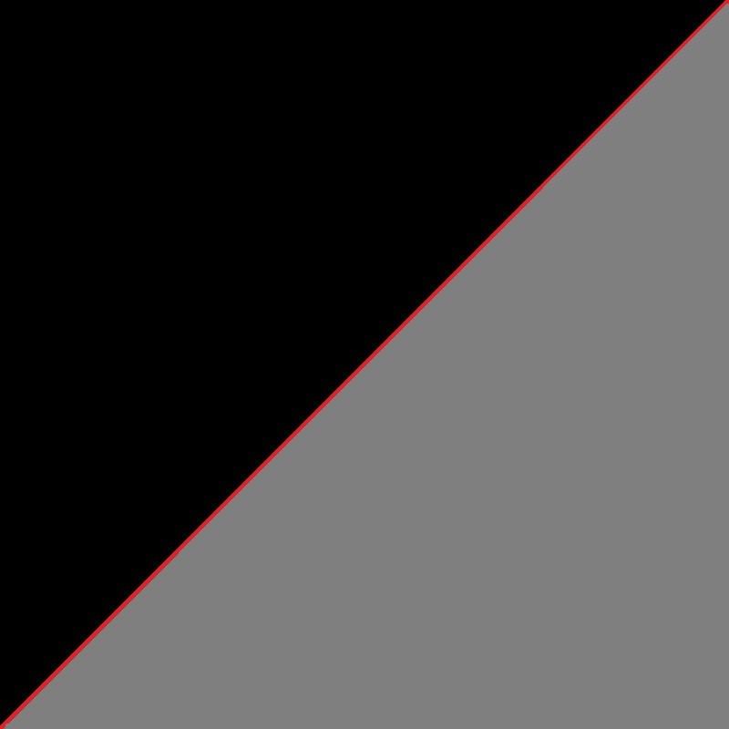 Schwarz + Grau